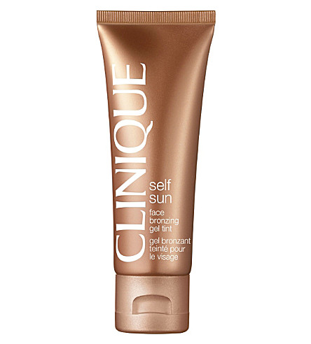 CLINIQUE Face Bronzing Gel Tint