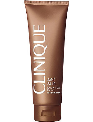 CLINIQUE Body Tinted Lotion medium – deep 125ml
