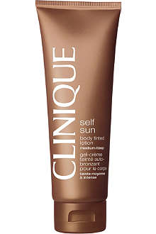 CLINIQUE Body Tinted Lotion light – medium 125ml