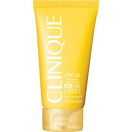 CLINIQUE Body Cream SPF 40