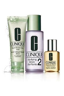 CLINIQUE 3–Step Introduction Kit Skin Type 2