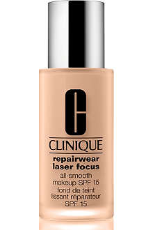 CLINIQUE Repairwear Laser Focus All–Smooth Makeup SPF 15