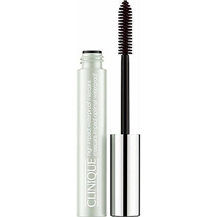 CLINIQUE High Impact Waterproof mascara (02