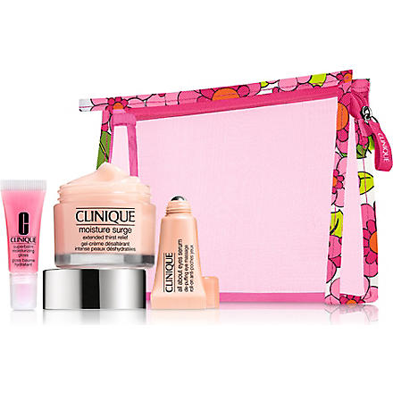 CLINIQUE SPECIAL PURCHASE Moisture Favourites set