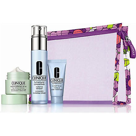 CLINIQUE SPECIAL PURCHASE Luminous Skin Day and Night Set