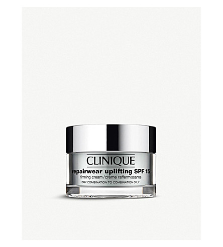 CLINIQUE Repairwear uplifting SPF 15 firming creme type 1