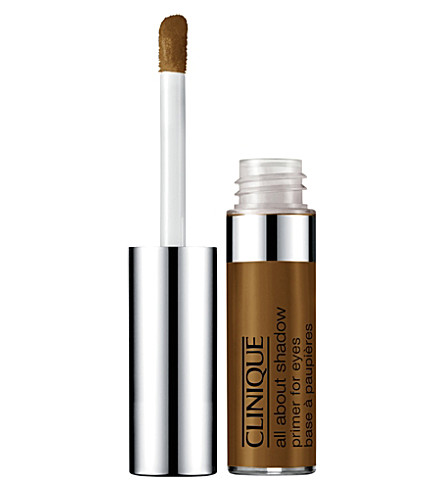 CLINIQUE All About Shadows primer for eyes (Deep