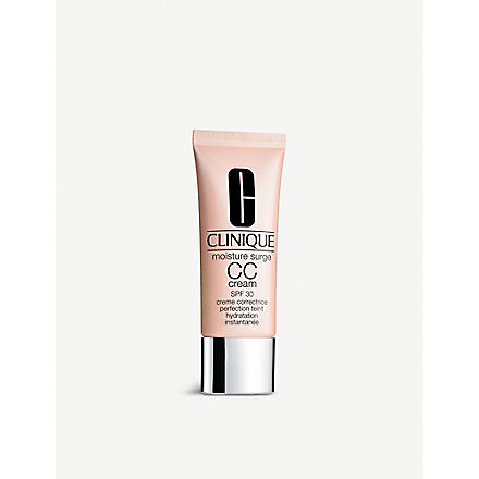 CLINIQUE Moisture Surge CC cream SPF 30 40ml (Light