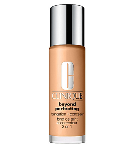 CLINIQUE Beyond Perfecting foundation and concealer (Breeze