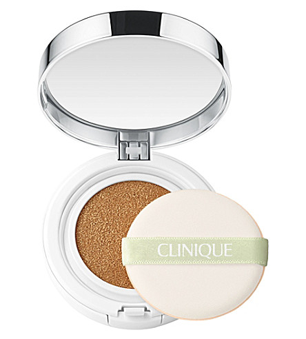 CLINIQUE Super City Block BB Cushion Compact SPF 50 (Deep