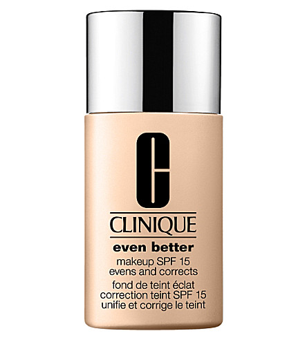 CLINIQUE Even Better Makeup SPF 15 (Alabaster