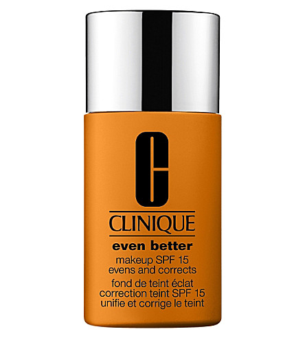 CLINIQUE Even Better Makeup SPF 15 (Sienna