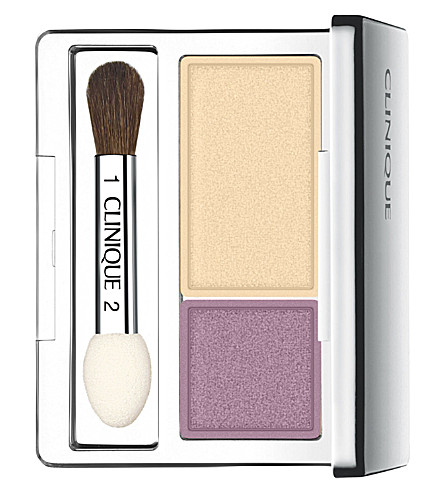 CLINIQUE All About Shadows Duos (Beach+plum