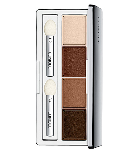 CLINIQUE All About Shadows Quads (Teddy bear