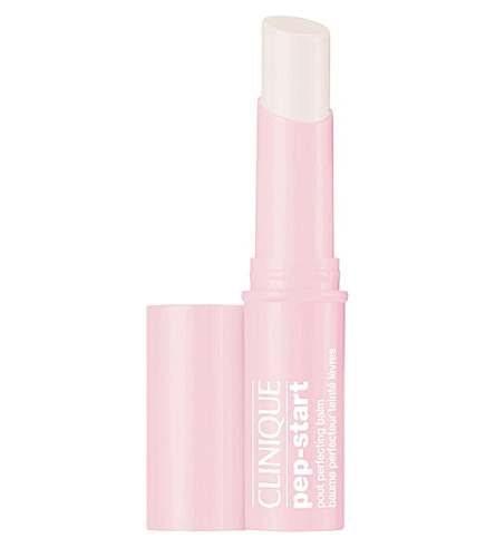 CLINIQUE Pep-Start pout perfecting balm (Clear
