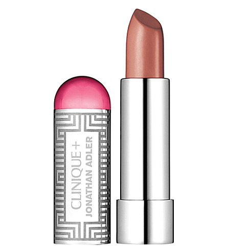 CLINIQUE Jonathan Adler Pop Lip Colour + Primer (Bare+pop