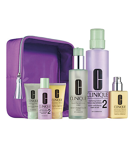 CLINIQUE Great Skin Home & Away Kit