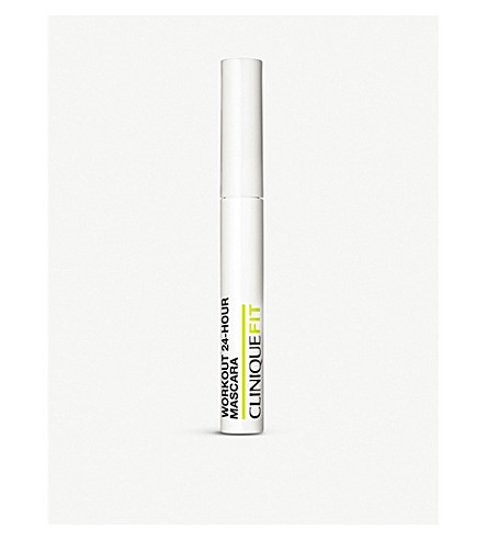 CLINIQUE CliniqueFIT™ Workout 24-Hour Mascara 6ml (01+black