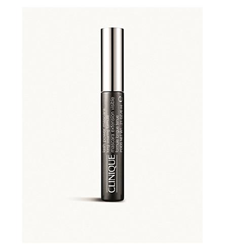 CLINIQUE Lash Power long-wearing mascara 6ml (Black+onyx