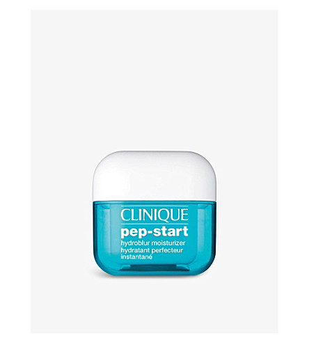 CLINIQUE Pep-Start HydroBlur Moisturiser
