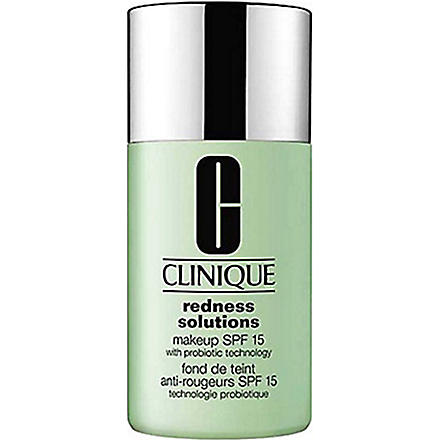 CLINIQUE Redness Solutions Makeup SPF 15 (Honey