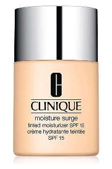 CLINIQUE Moisture Surge Tinted Moisturizer SPF 15