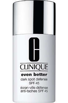 CLINIQUE Even Better Dark Spot Defense SPF 45 30ml - Sheer Tint