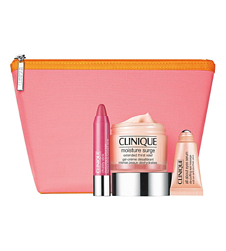 CLINIQUE Moisture Favourites gift set