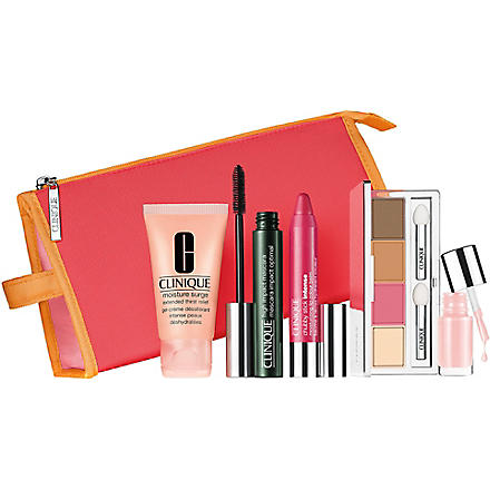 CLINIQUE Colour Cravings gift set
