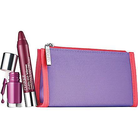 CLINIQUE Paired in Purple set