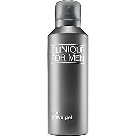 CLINIQUE Clinique For Men Aloe shave gel 125ml