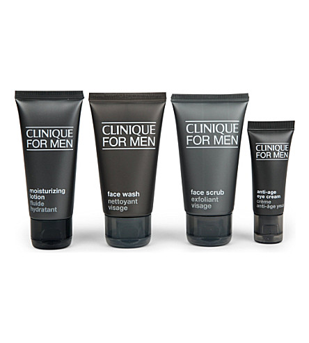 CLINIQUE Clinique For Men essentials kit - normal