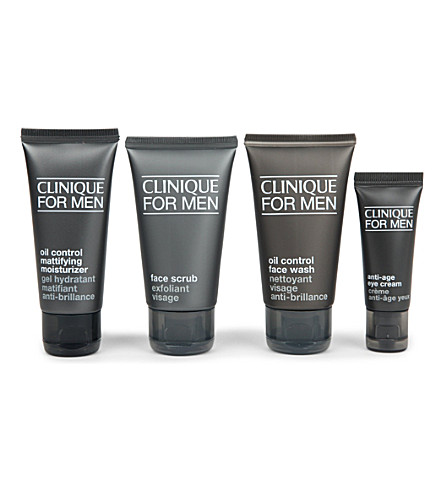CLINIQUE Clinique For Men essentials kit - oily