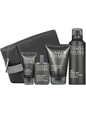 CLINIQUE Great Skin For Him Essentials Set