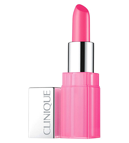 CLINIQUE Pop glaze sheer lip colour and primer (Bubblegum