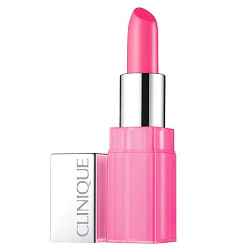 CLINIQUE 透视唇彩和妆前乳的流行釉