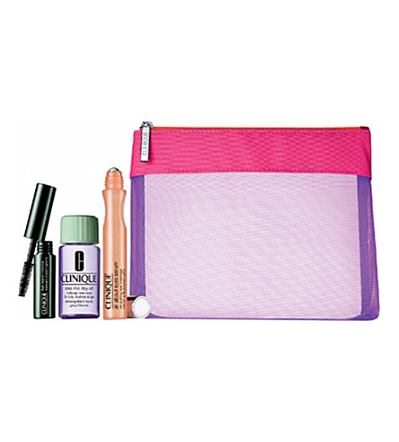 CLINIQUE Eye Refreshers gift set
