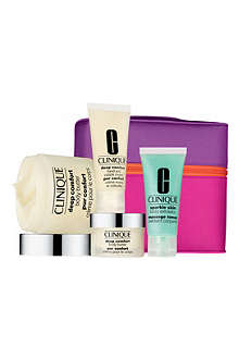 CLINIQUE Softer, Smoother Skin set