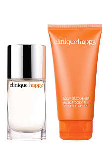 CLINIQUE Twice as Happy gift set