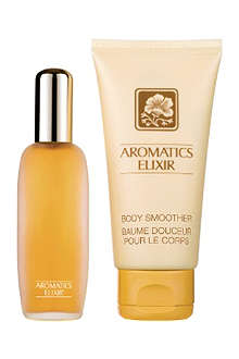 CLINIQUE Aromatics Elixir Duet set
