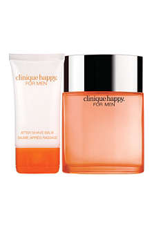 CLINIQUE Happy for Him 100ml gift set
