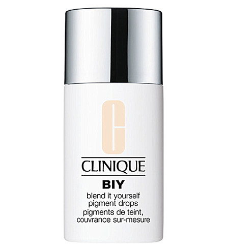 CLINIQUE BIY™ Blend It Yourself Pigment Drops (105