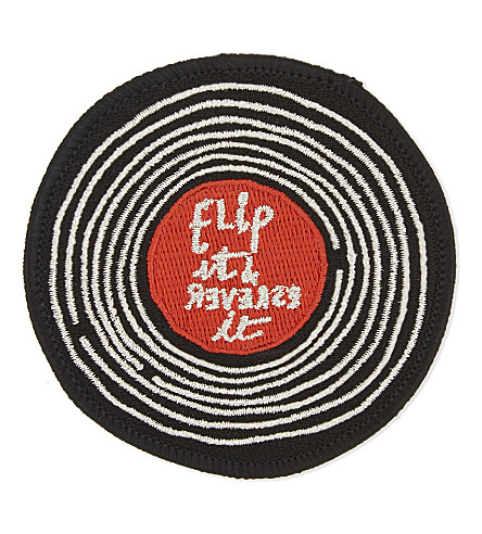 URBAN GRAPHIC Vinyl iron-on patch