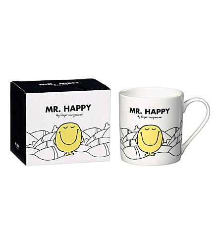 WILD & WOLF Mr. Happy mug