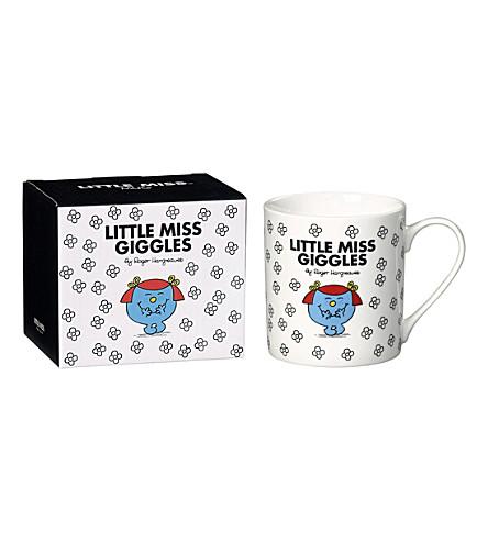 WILD & WOLF Little Miss Giggles mug