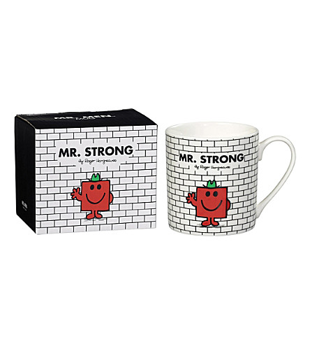 WILD & WOLF Mr. Strong mug