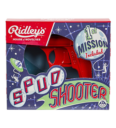 WILD & WOLF Spud shooter