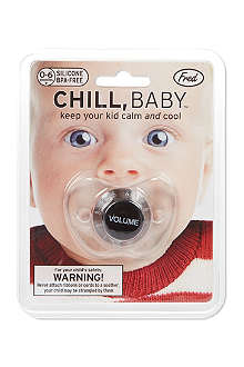 CUBIC Chill, Baby novelty dummy