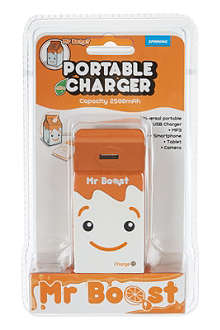NONE Mr Boost portable USB charger