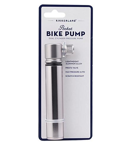 KIKKERLAND Pocket bike pump